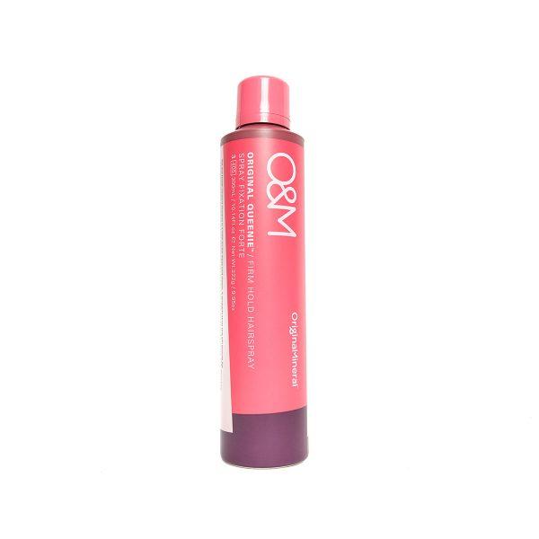 O&M Original Queenie Firm Hold Hairspray