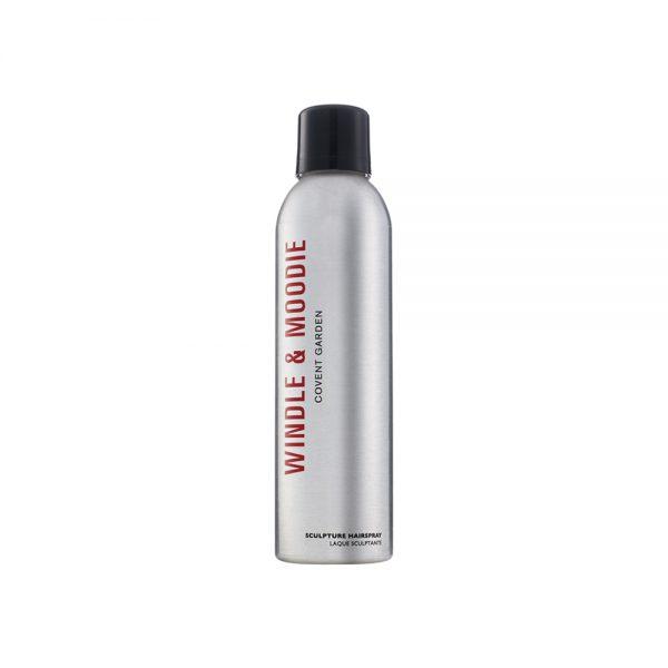 WM sculpture hairspray